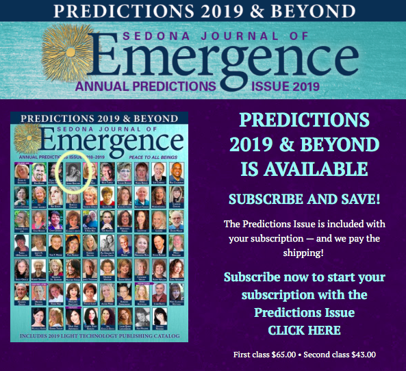 Sedona Journal's 2019 Predictions Issue